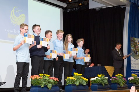 Year 7-8 Awards Evening 2017 -38