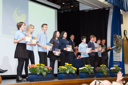 Year 7-8 Awards Evening 2017 -42