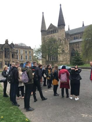 Durham University visit - April 2019 -9