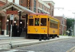 Train #435 at Centro Ybor. Photo courtesy of Shawn B.