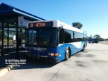 #2905 at the Northwest Transfer Center.