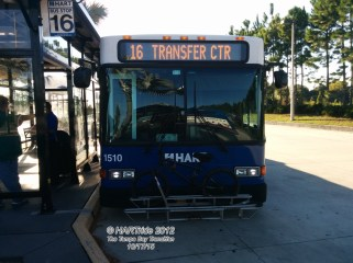 Front shot of #1510.