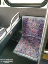 That lone side seat on #13104.