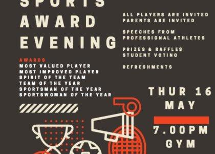 Sports Awards Evening