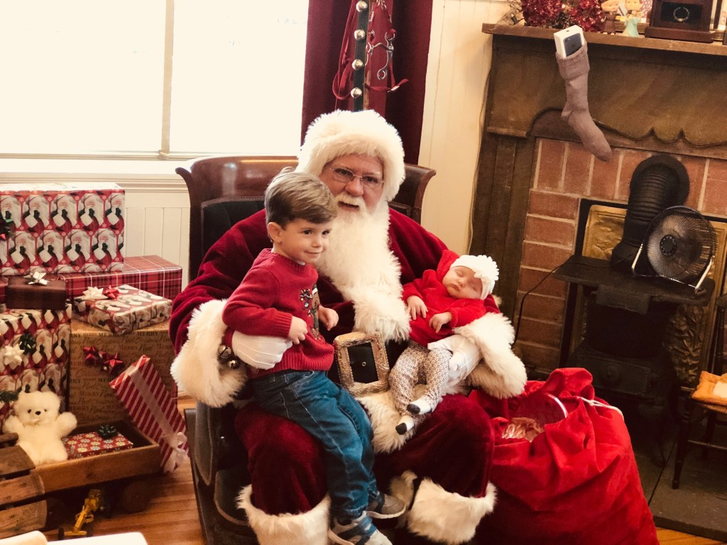 Simply Christmas Exhibit at the Hartsville Museum