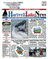 Hartwell Lake News Summer 2014