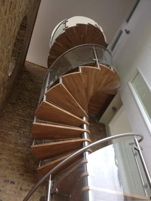 Oak elite stair treads