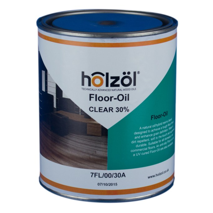 Flooring Oil (Clear)