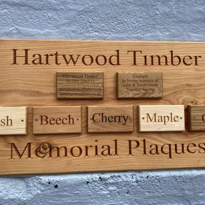 Memorial Plaques / Signs