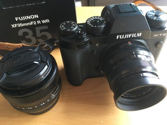 XF35mmF1.4 R XF35mmF2R WR 写真