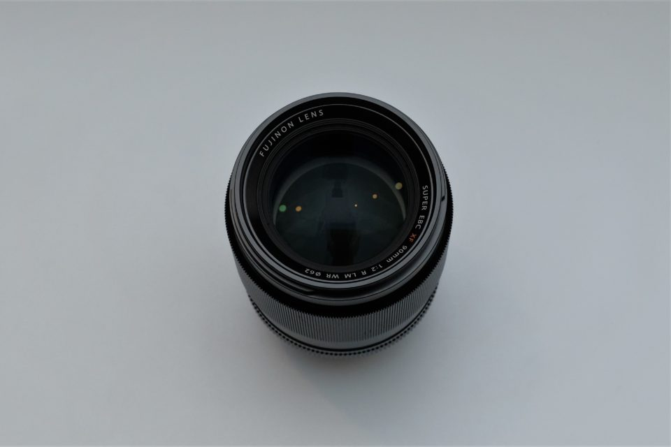 XF90mm F2 R LM WR フィルター径