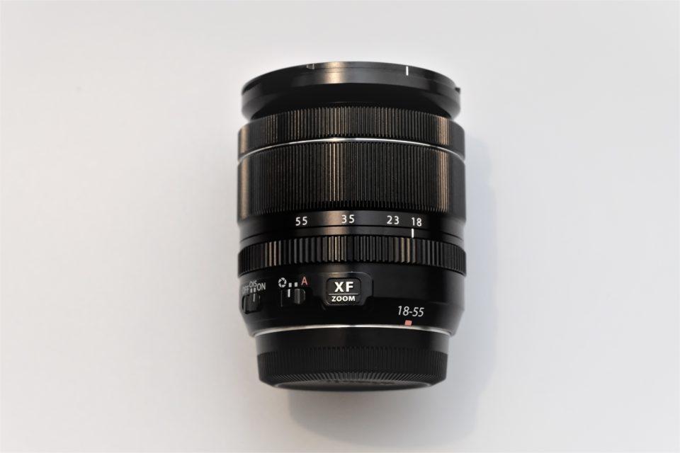 XF18-55mmF2.8-4 R LM OIS 写真