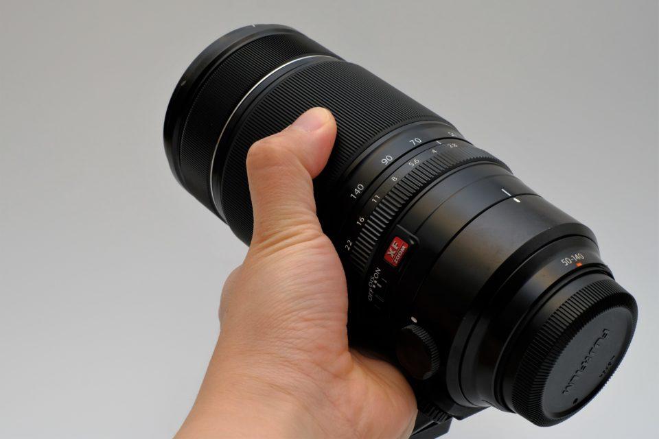 XF50-140mmF2.8 R LM OIS WR レビュー 写真