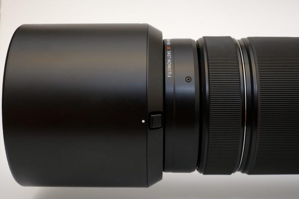 XF100-400mmF4.5-5.6 R LM OIS WR ブログ フード レビュー