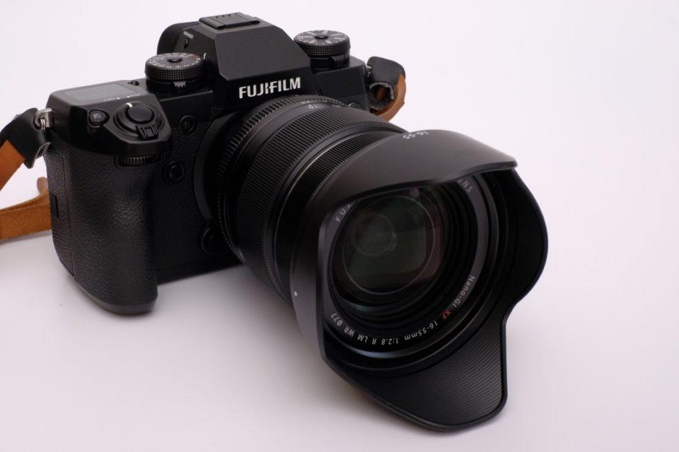 XF16-55mmF2.8 R LM WR X-H1