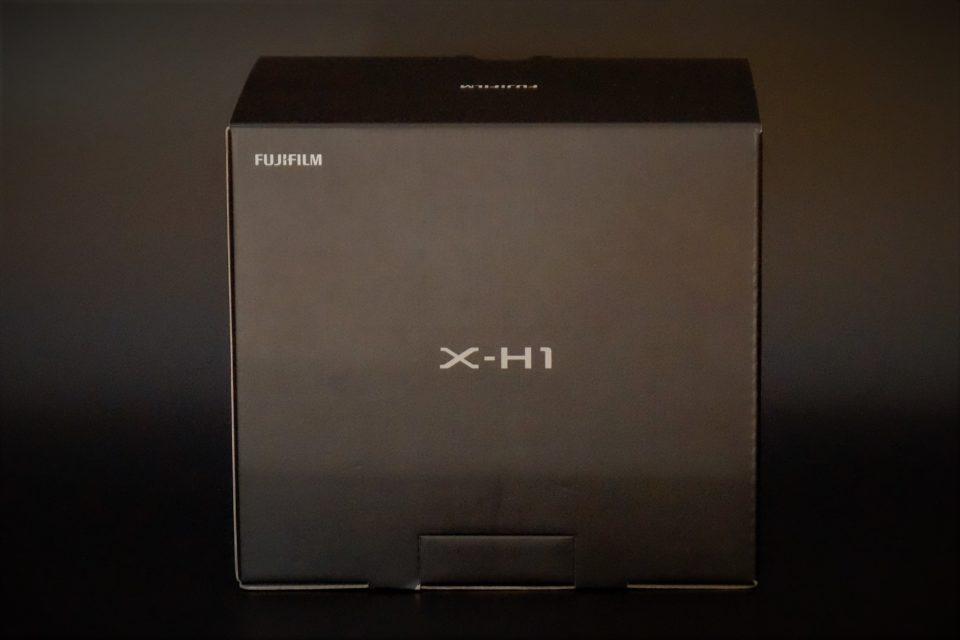 X-H1 開封
