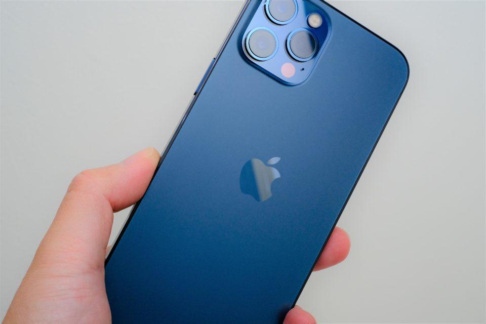 iPhone 12 Pro Max,レビュー,ブログ