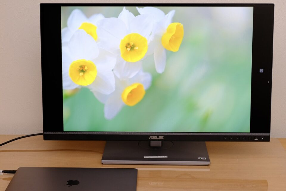 ASUS ProArt Display PA279CV,Mac,感想,レビュー