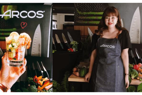西班牙刀具品牌「阿科斯ARCOS」廚房必備的切菜神器!廚藝幼幼班的人也能輕鬆駕馭~同場加映:適合夏日吃的西班牙開胃菜