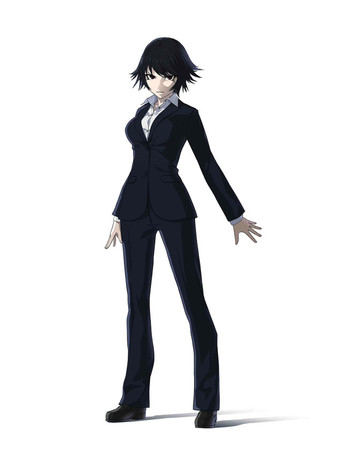 Ajin TV Anime Character design 5