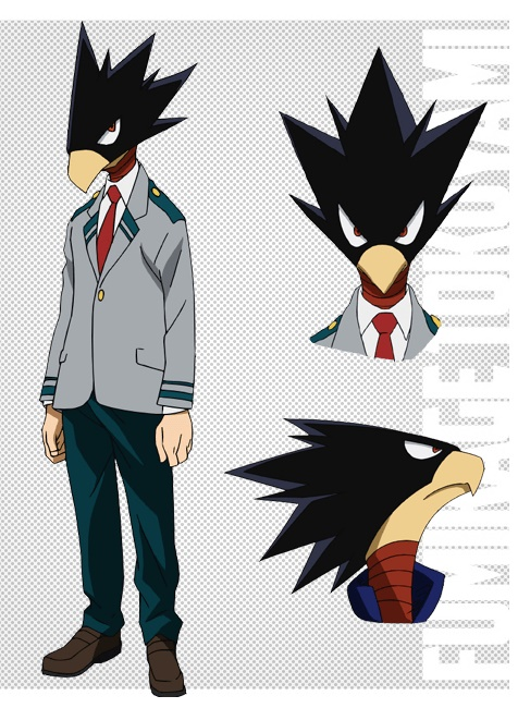 Boku no Hero Academia Character Designs Revealed 3