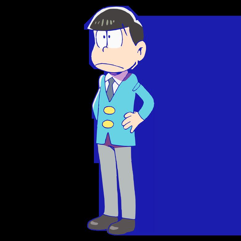Choromatsu Character Design