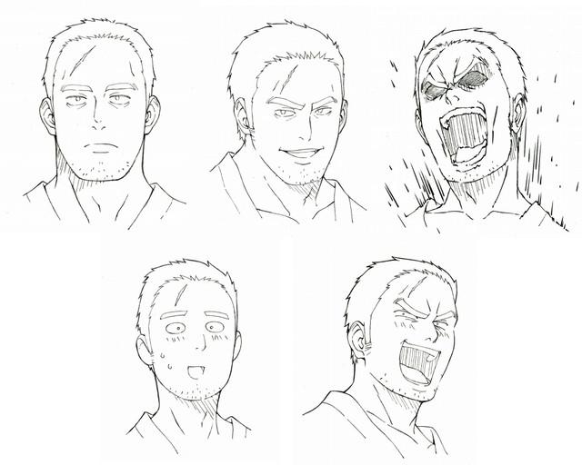 Dagashi Kashi anime character design You Shikada 2