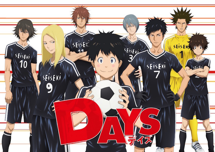 Days TV Anime Staff Announced