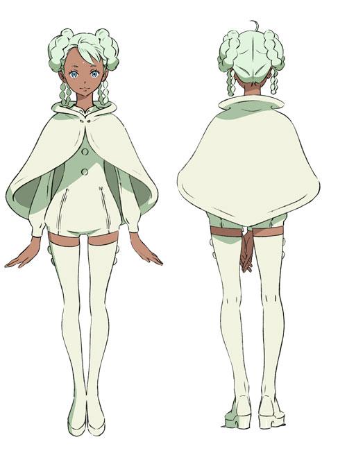 Gundam G no Reconguista Character Designs Raraiya Mandy Gundam: G no Reconguista Visual, Video, Character Designs, Mech Designs and Cast Revealed