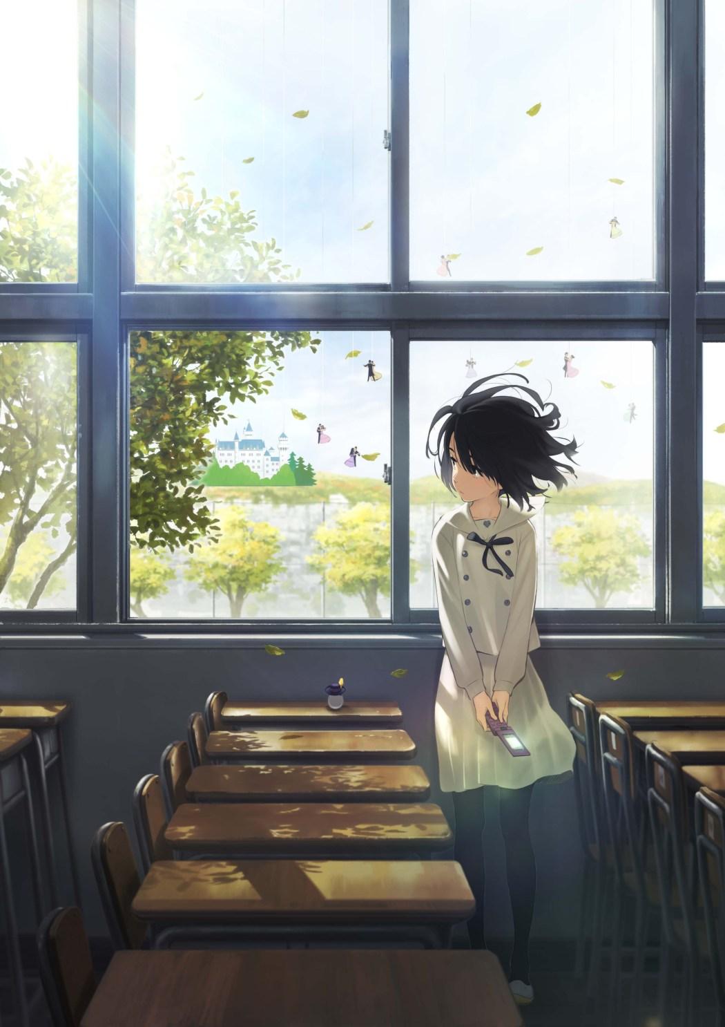 Kokoro ga Sakebitagatterunda. movie visual haruhichan.com Beautiful Word Beautiful World