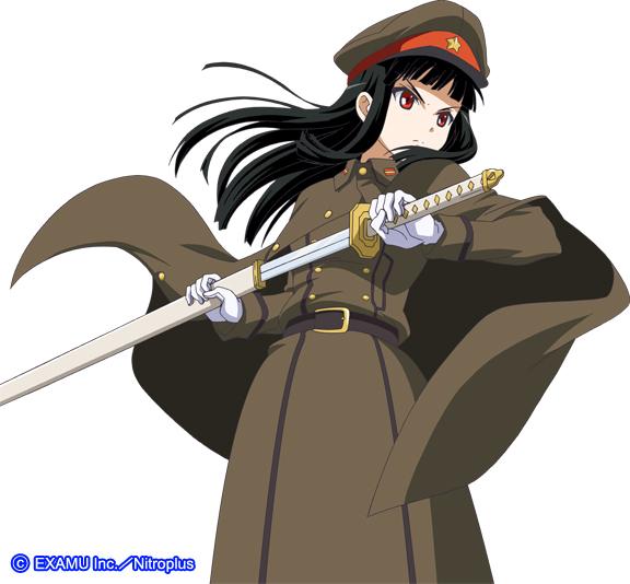 Nitroplus Blasters Heroines Infinite Duel Muramasa Full Ishima Kaigen Hanachirasu haruhichan.com Visual Novel Fighter game