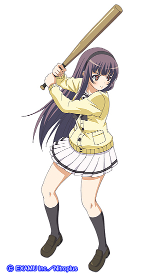 Nitroplus Blasters Heroines Infinite Duel Muramasa Full Miyuki Sone Kimi to Kanojo to Kanojo no Koi haruhichan.com Visual Novel Fighter game