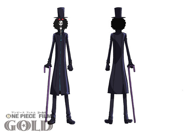 One Piece Film Gold Character Designs 0009