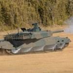 ハイテクの塊・10式戦車