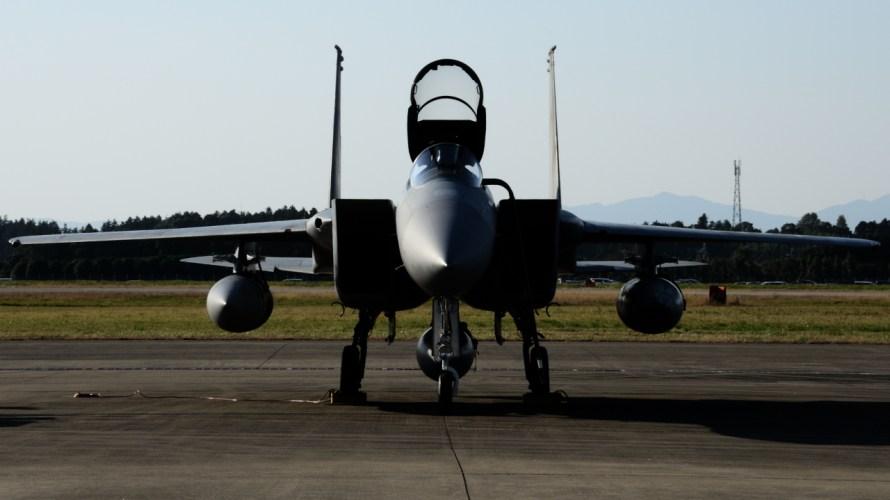 大空の覇者・F-15イーグル