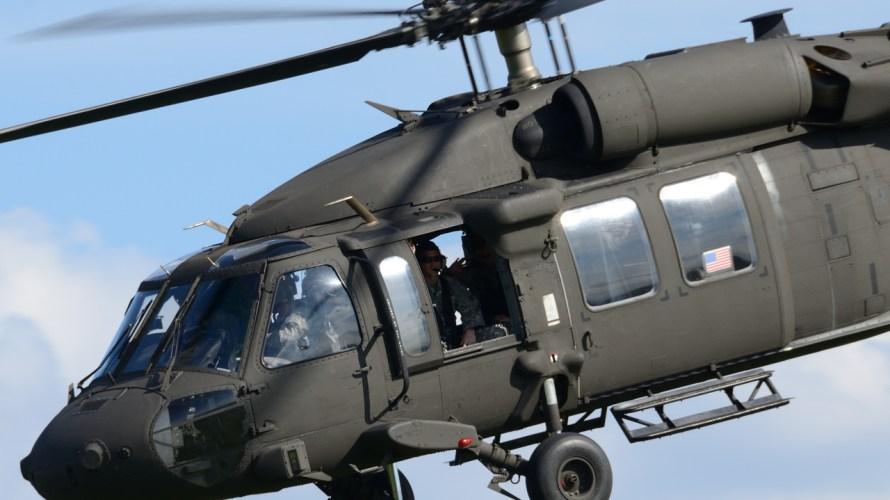 日本で見れるUH-60系の機体