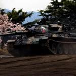 独特の魅力 2.5世代戦車 74式