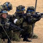 まるで遊園地のアトラクション? 自衛隊の交戦訓練装置