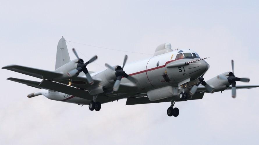 海上自衛隊で唯一、固定翼と回転翼を両方配備。厚木・第51航空隊。