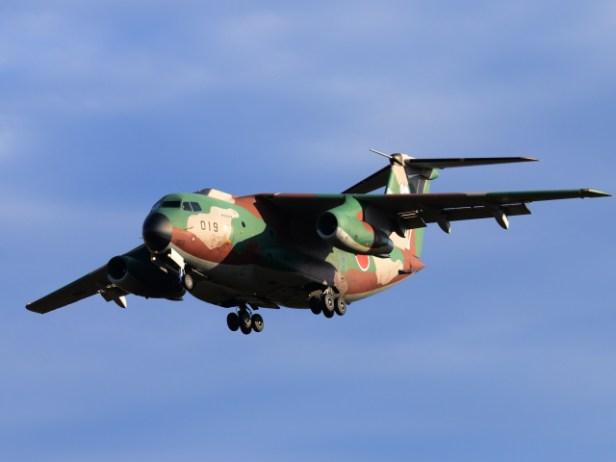 C-1墜落事故では当時空自では珍しかった女性操縦士も殉職している