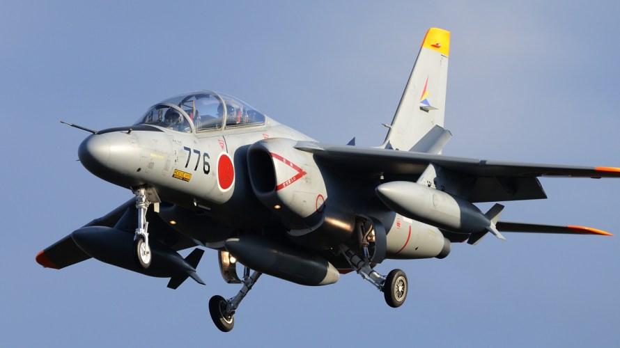 入間基地のT-4は何のために飛んでるの?司令部支援飛行隊(班)のお仕事