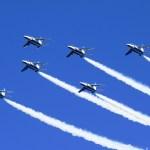 【時事ネタ】ブルーインパルスに航空法は適用されるのか