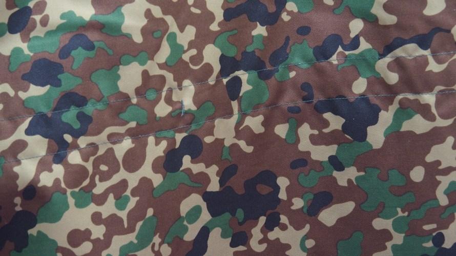 【雑学】自衛隊の迷彩服には「秋冬用」がある