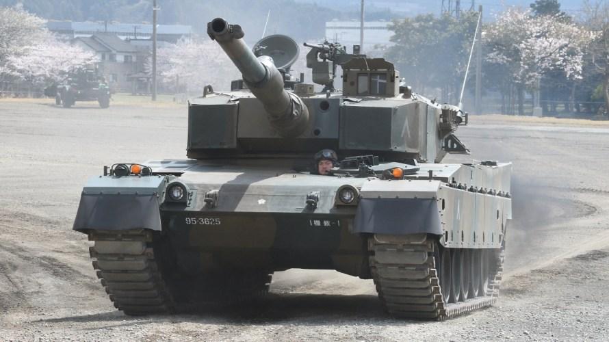 即断即決。戦車乗りの独特の気質。