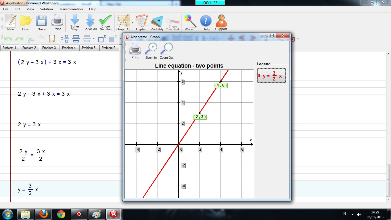 Cara Menggunakan Software Algebrator Harunuralabrory