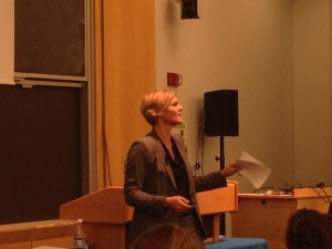 Jody Freeman, Archibald Cox Professor of Law and founding director of the Environmental Law Program at Harvard Law School.