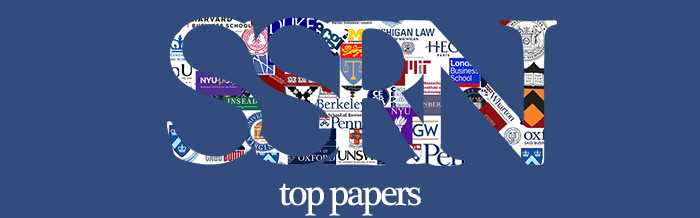 SSRN Top Papers