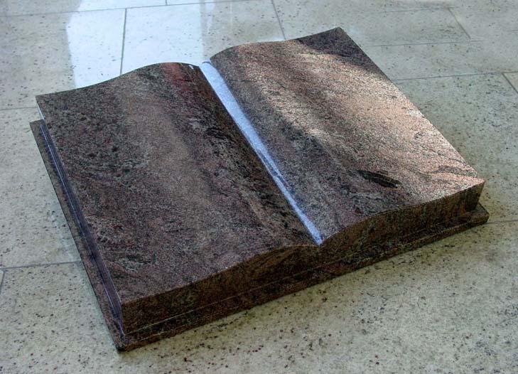 Boek Paradiso graniet A020