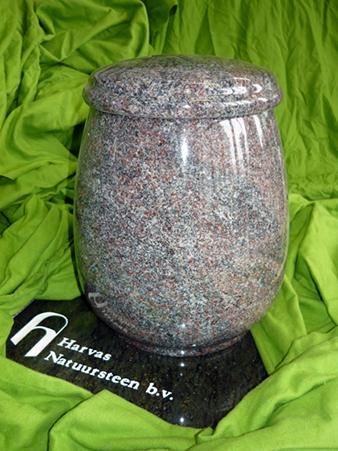 Urn Paradiso graniet U020