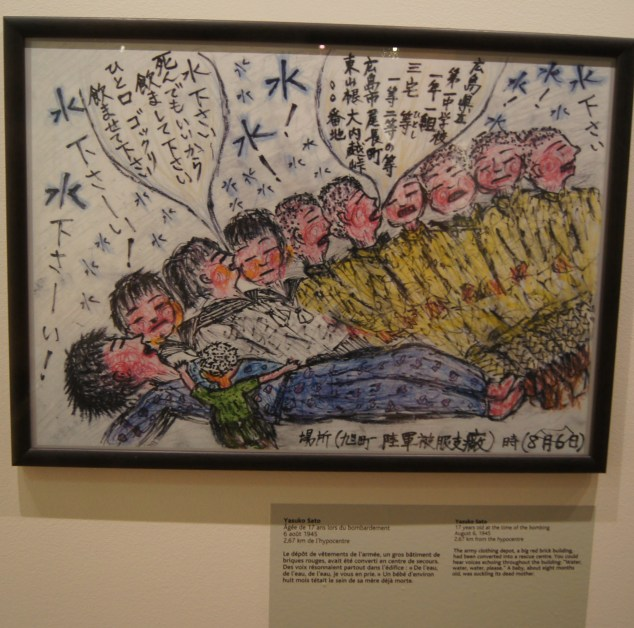 Yasuko Sato 17 yrs old at time of bombing